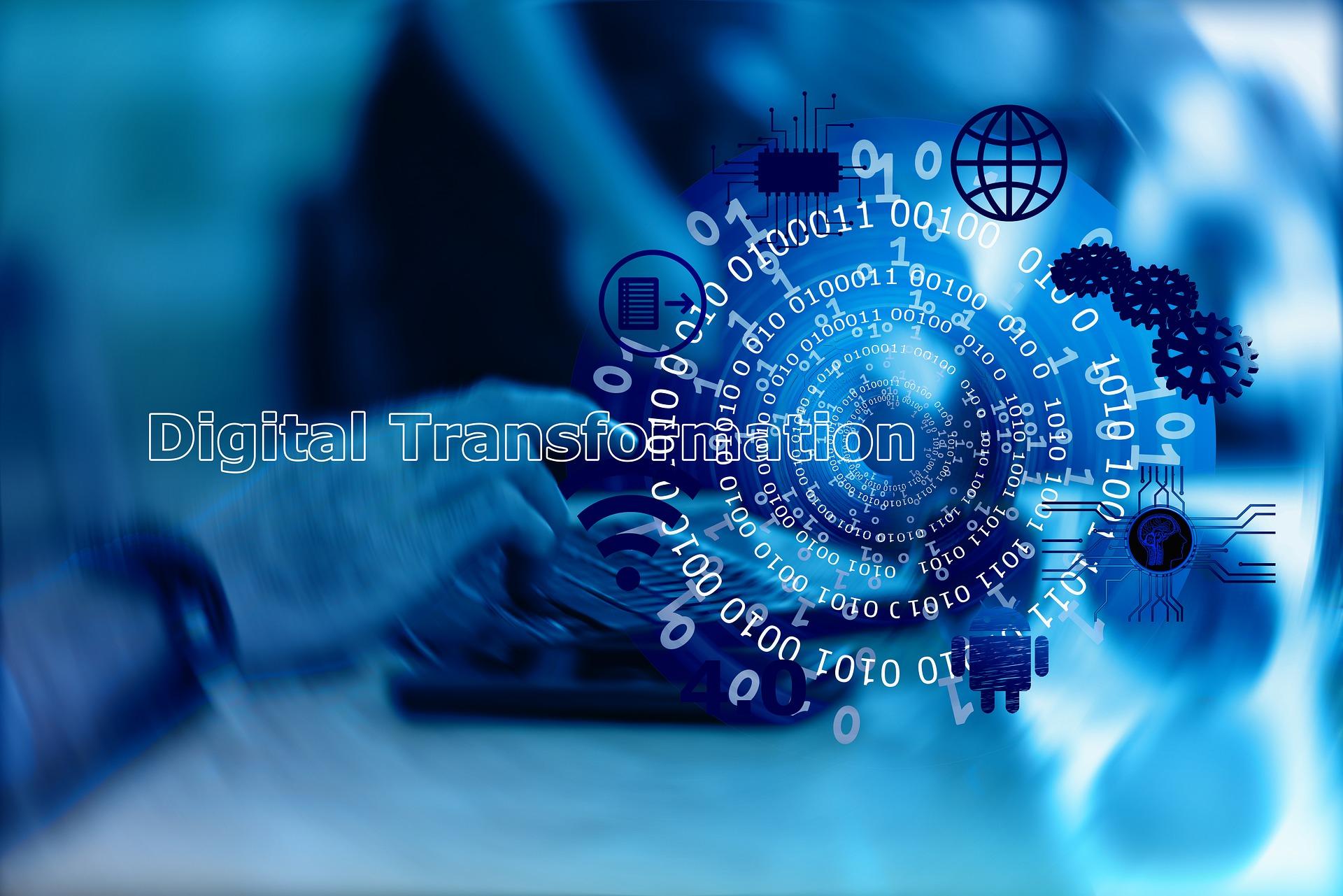 Digitale Transformation im B2B-Sektor